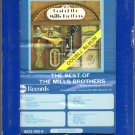 The Mills Brothers - The Best Of The Mills Brothers 8-track tape