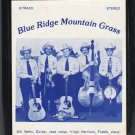 Blue Ridge Mountain Grass - Mountain Bluegrass xa31 8-track tape