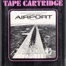 Airport - Original Soundtrack Sealed 8-track tape