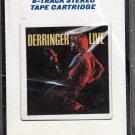 Rick Derringer - Derringer LIVE 8-track tape