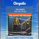 The Babys - On The Edge 8-track tape