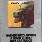 Crazy Horse - Crazy Horse Sealed 8-track tape