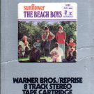 The Beach Boys - Sunflower 1970 8-track tape