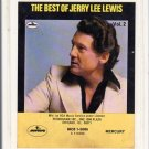 Jerry Lee Lewis - The Best Of Vol 2  8-track tape