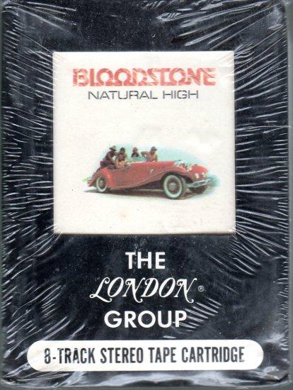 Bloodstone - Natural High Sealed 8-track tape