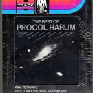 Procol Harum - The Best Of Procol Harum Sealed 8-track tape