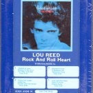 Lou Reed - Rock And Roll Heart Sealed 8-track tape