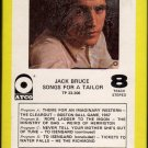Jack Bruce - Songs For A Tailor 1969 Solo Debut Sealed 8-track tape