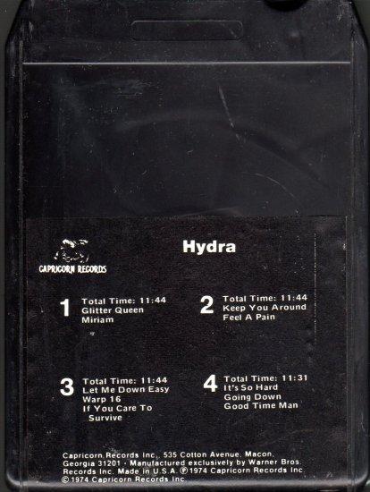Hydra - Hydra 1974 Debut 8-track tape