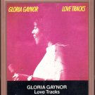 Gloria Gaynor - Love Tracks 8-track tape
