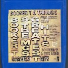 Booker T & The M.G.'S - Greatest Hits 8-track tape