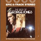 George Jones - The Best Of 8-track tape