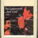 "The Lettermen - The Lettermen!!!...And ""LIVE"" 1967 Capitol 8-track tape"