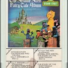 Sesame Street - Fairy Tale Album 8-track tape