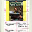Eddie Harris - Plug Me In 1968 Ampex 8-track tape