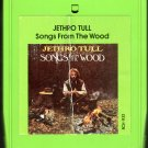 Jethro Tull - Songs From The Wood 8-track tape