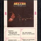 Aretha Franklin - Live At The Fillmore West Ampex 8-track tape