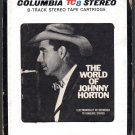 Johnny Horton - The World Of Johnny Horton 8-track tape