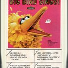 Sesame Street - Big Bird Sings! 1974 8-track tapoe