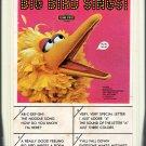 Sesame Street - Big Bird Sings! 1974 SESAME 8-track tapoe