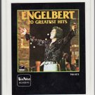 Engelbert Humperdinck - 20 Greatest Hits TeeVee Records 8-track tape