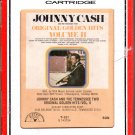 Johnny Cash and The Tennessee Two - Original Golden Hits Vol 2 8-track tape