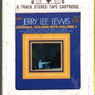 Jerry Lee Lewis - Original Golden Hits Vol 1 1979 SUN A33 8-track tape