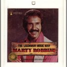 Marty Robbins - The Legendary Music Man Candlelite 8-track tape