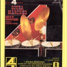 Band Of The Grenadier Guards - Sousa Marches Quadraphonic A33 8-track tape