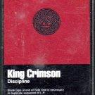King Crimson - Discipline Cassette Tape