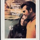 Conway Twitty and Loretta Lynn - We Only Make Believe A21B 8-track tape