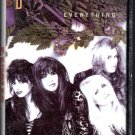 The Bangles - Everything Cassette Tape