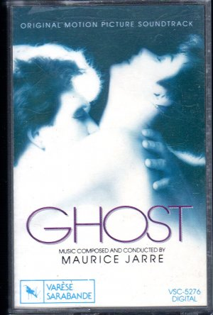 Ghost - Original Motion Picture Soundtrack Cassette Tape