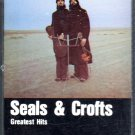 Seals & Crofts - Greatest Hits Cassette Tape