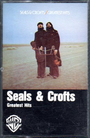 Seals &amp; Crofts - Greatest Hits Cassette Tape