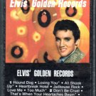 Elvis Presley - Elvis Golden Records Cassette Tape
