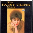 Patsy Cline - The Patsy Cline Story Cassette Tape
