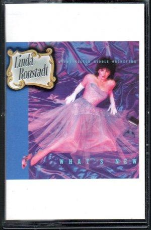 Linda Ronstadt - What's New Cassette Tape