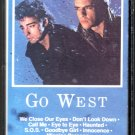 Go West - Go West Cassette Tape