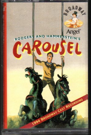 Carousel - Original Motion Picture Score Cassette Tape