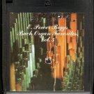 E. Power Biggs - Bach Organ Favorites Vol 5 Quadraphonic 8-track tape