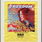 Sessions Presents - Freedom Various Rock Artists 8-track tape