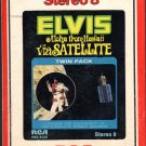 Elvis Presley - Aloha From Hawaii Via Satellite 8-track tape