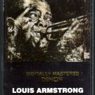 Louis Armstrong - Singin' N' Playin' Cassette Tape