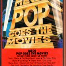 Meco Monardo - Pop Goes The Movies Cassette Tape