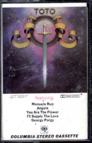 Toto - Toto Cassette Tape