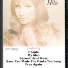 Barbra Streisand - Greatest Hits Cassette Tape