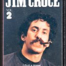 Jim Croce - The Best Of Vol 2 Cassette Tape