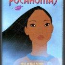 Walt Disney - Pocahontas Soundtrack Cassette Tape
