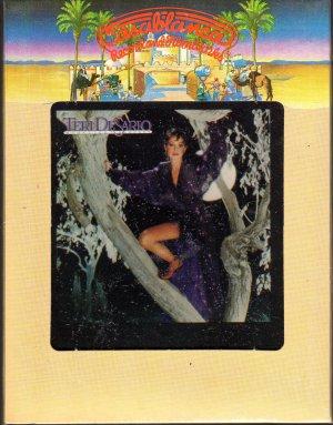 Teri DeSario - Moonlight Madness Sealed 8-track tape